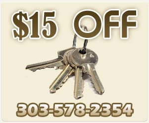 24 hour Locksmith Aurora CO Coupon